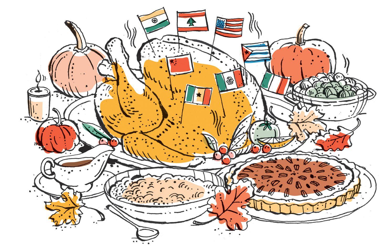 Global Thanksgiving